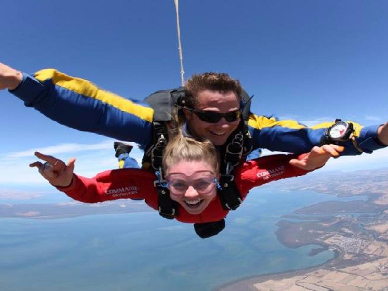 Commando Skydivers