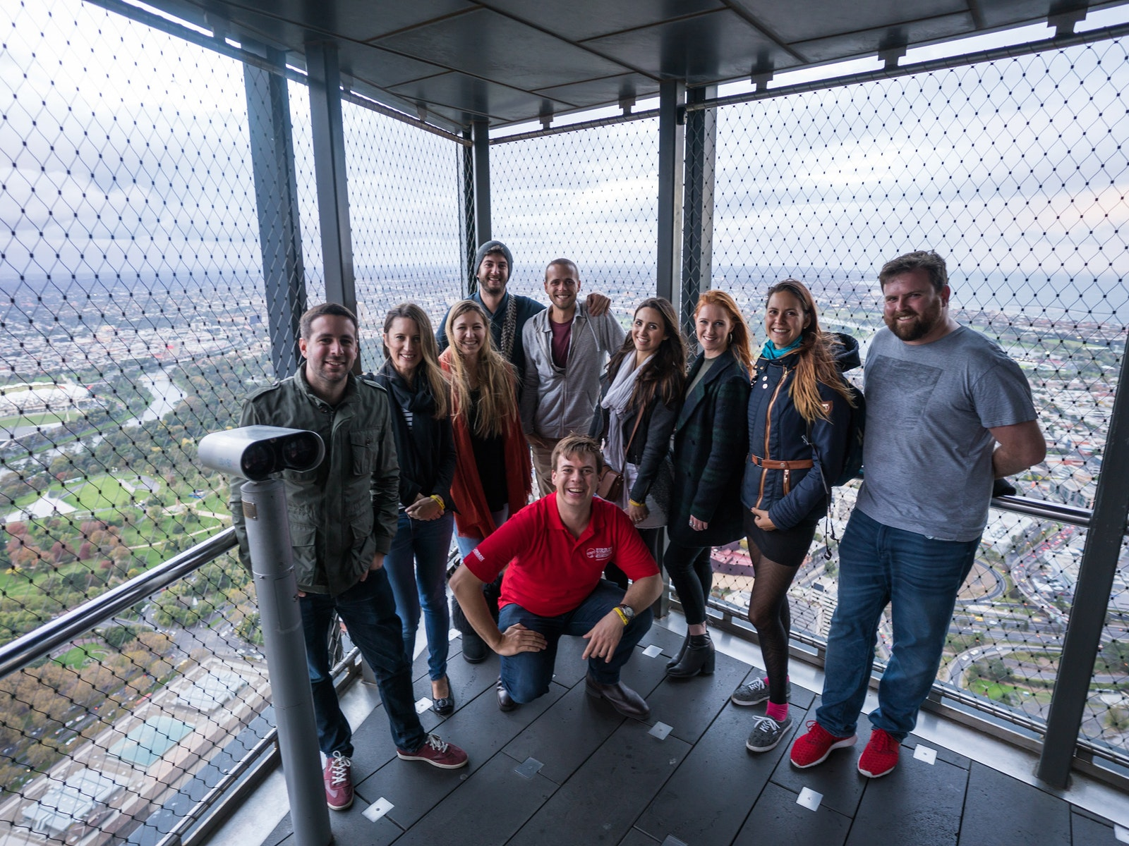 Melbourne Bites and Sights Tour (with Eureka Skydeck)