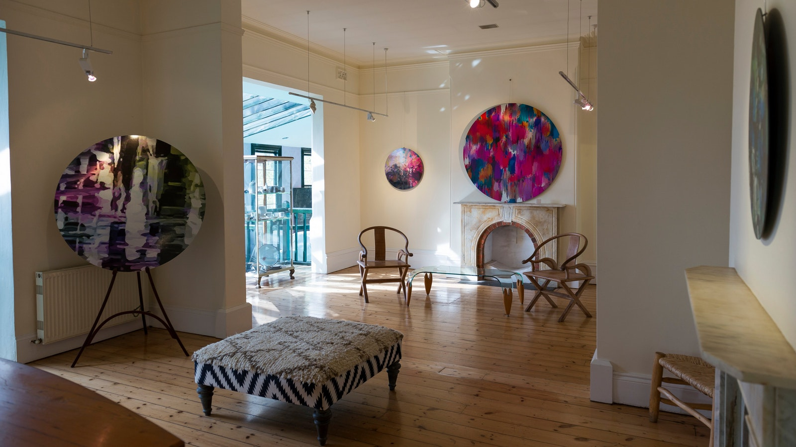 Convent Gallery Daylesford Private Tour