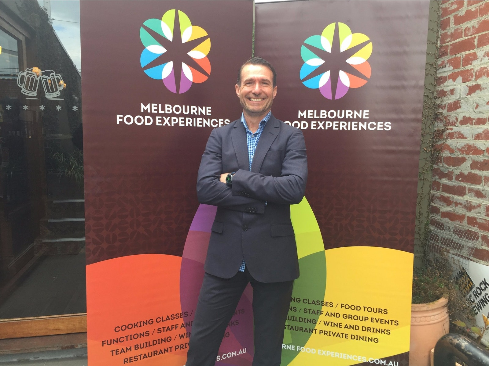 Allan Campion, Founder of Melbourne Food Experiences