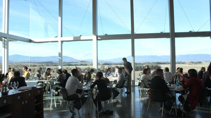 Yering Station Wine Bar and Restaurant