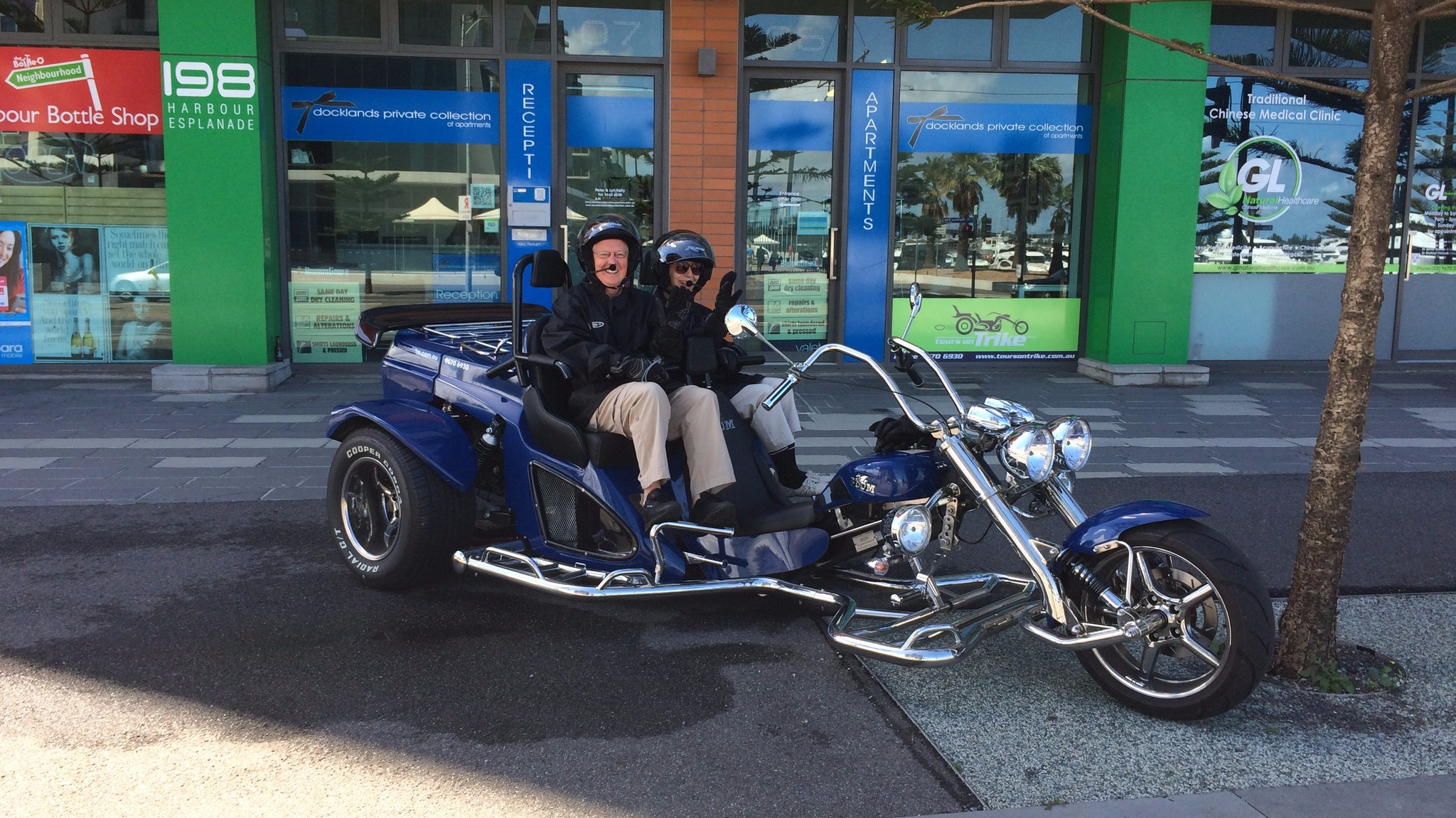 Are ready for your WestGate Bridge Three Wheeled Adventure?