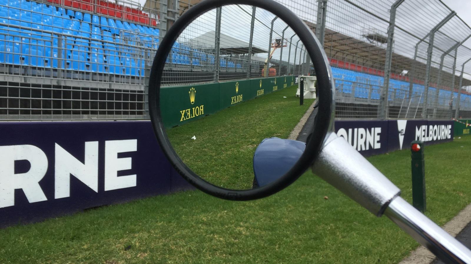 Albert Park Grand Prix Track