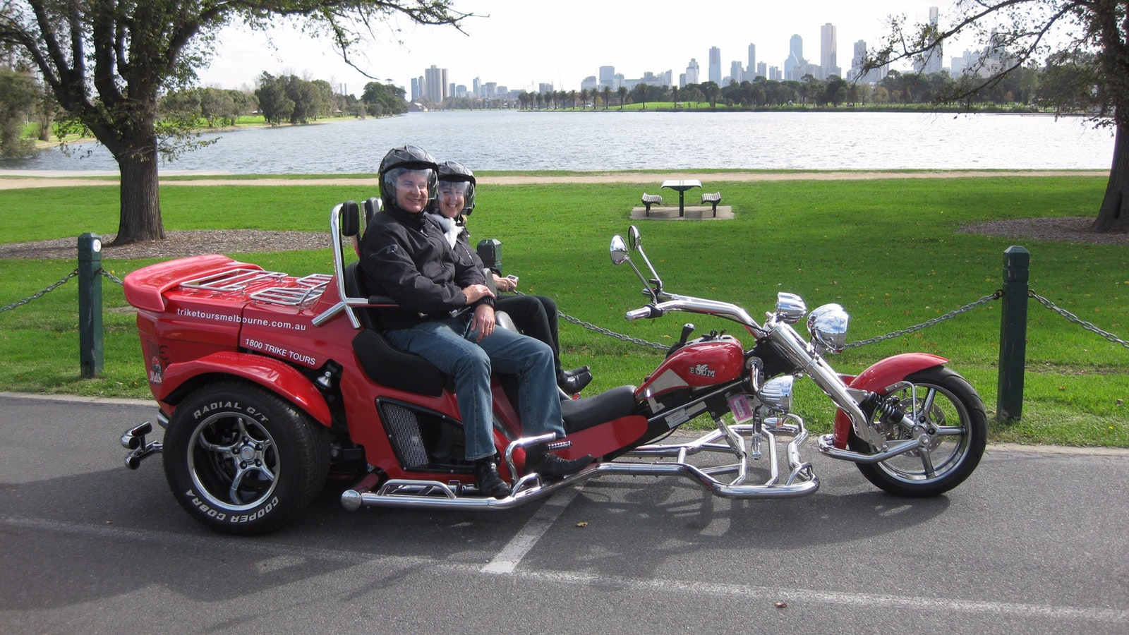 Trike Tours Melbourne