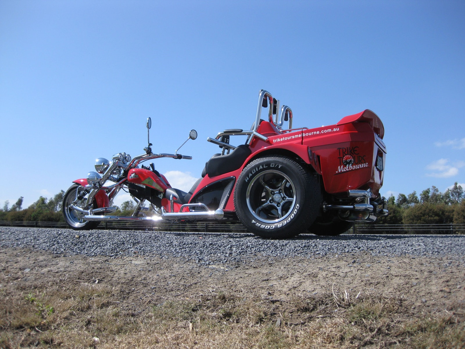 Personalised Trike Tour Hire