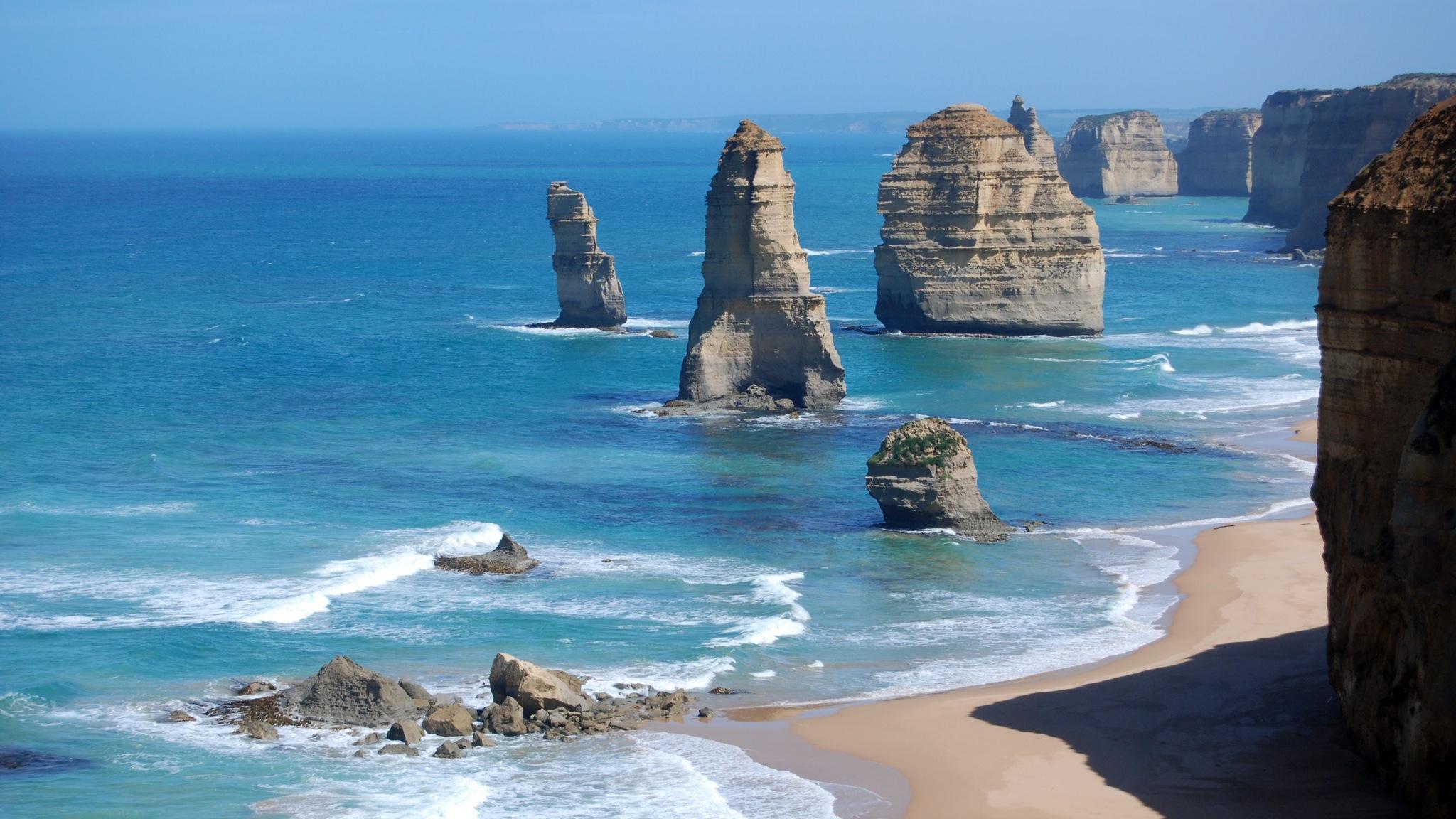 Iconic 12 Apostles Great Ocean Road