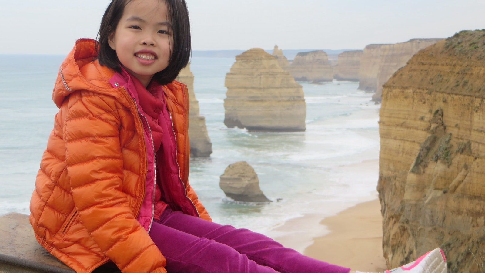 Enjoying the 12 Apostles