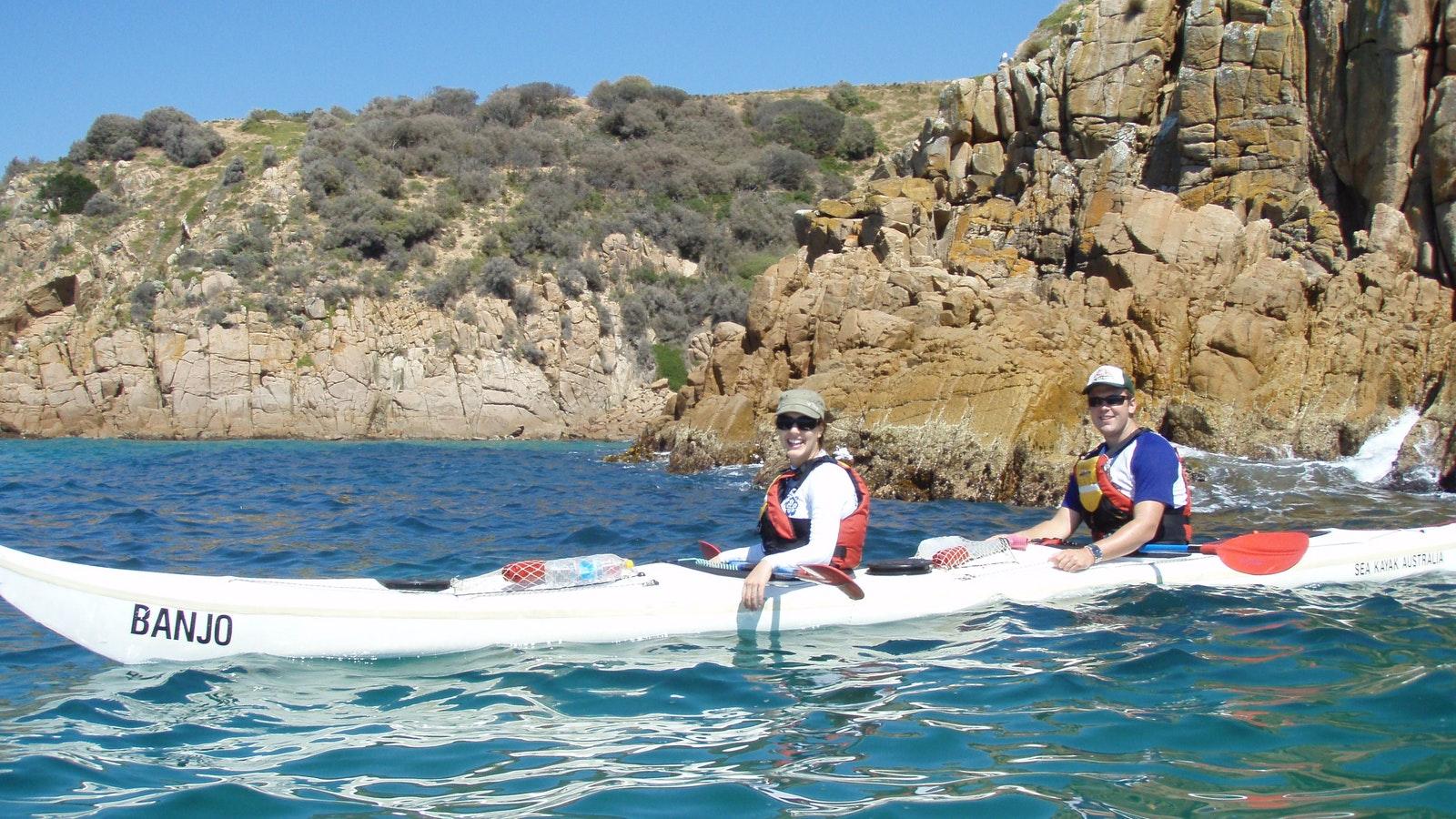 Phillip Island Sea Kayak Day Tour
