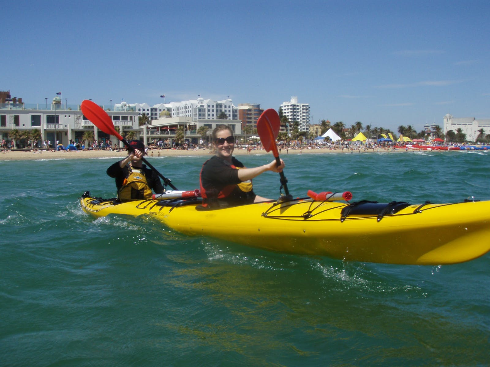 St Kilda Sea Kayak Tour