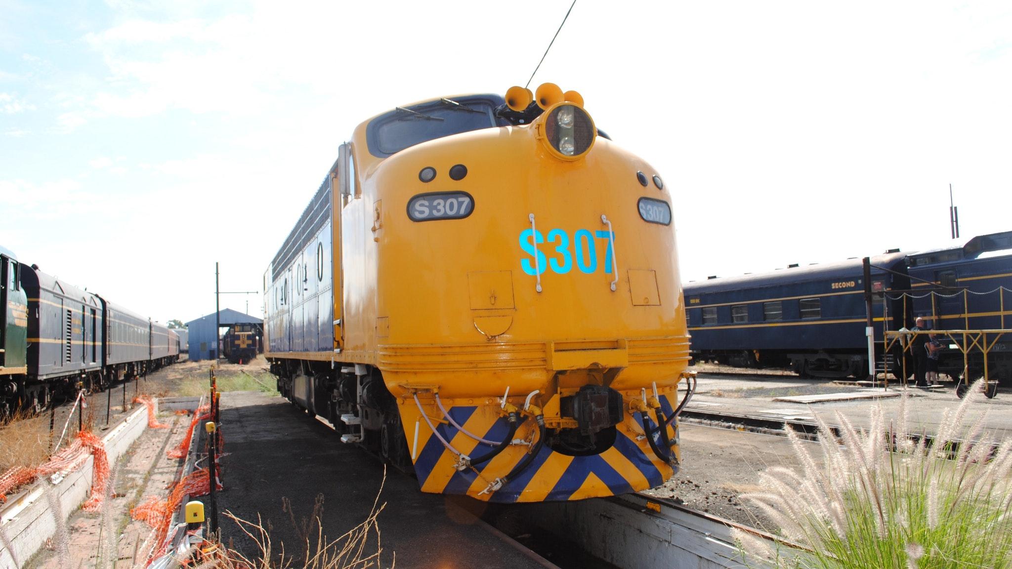 Train Fuction