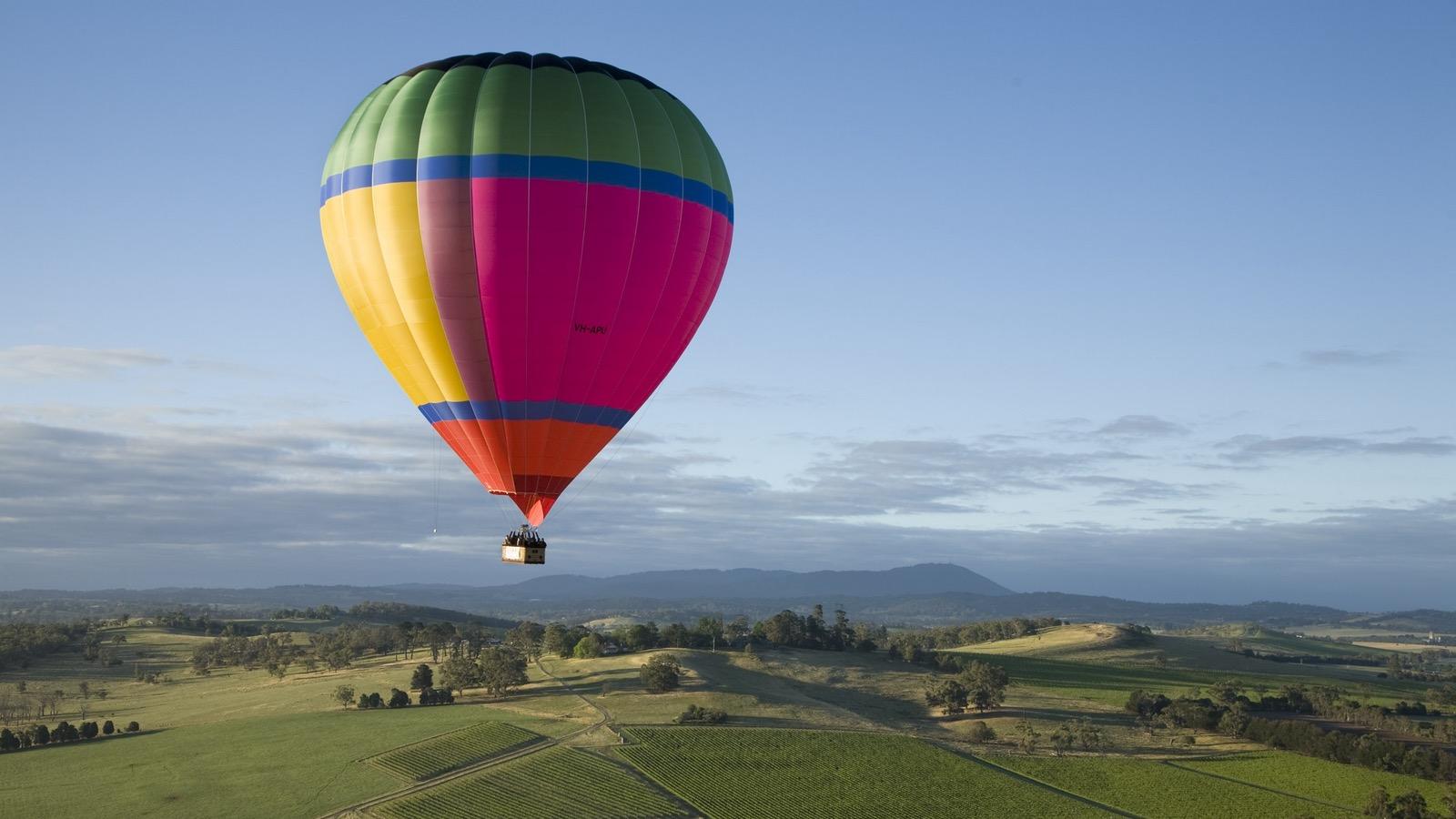 'Alawoonah' balloon