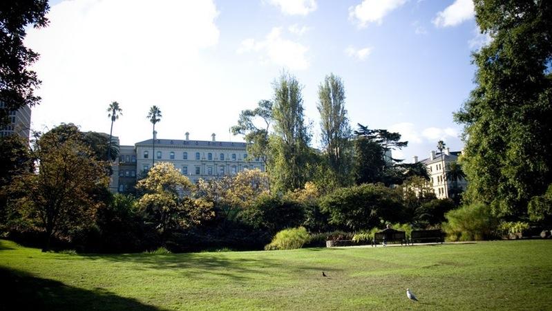 Treasury Gardens