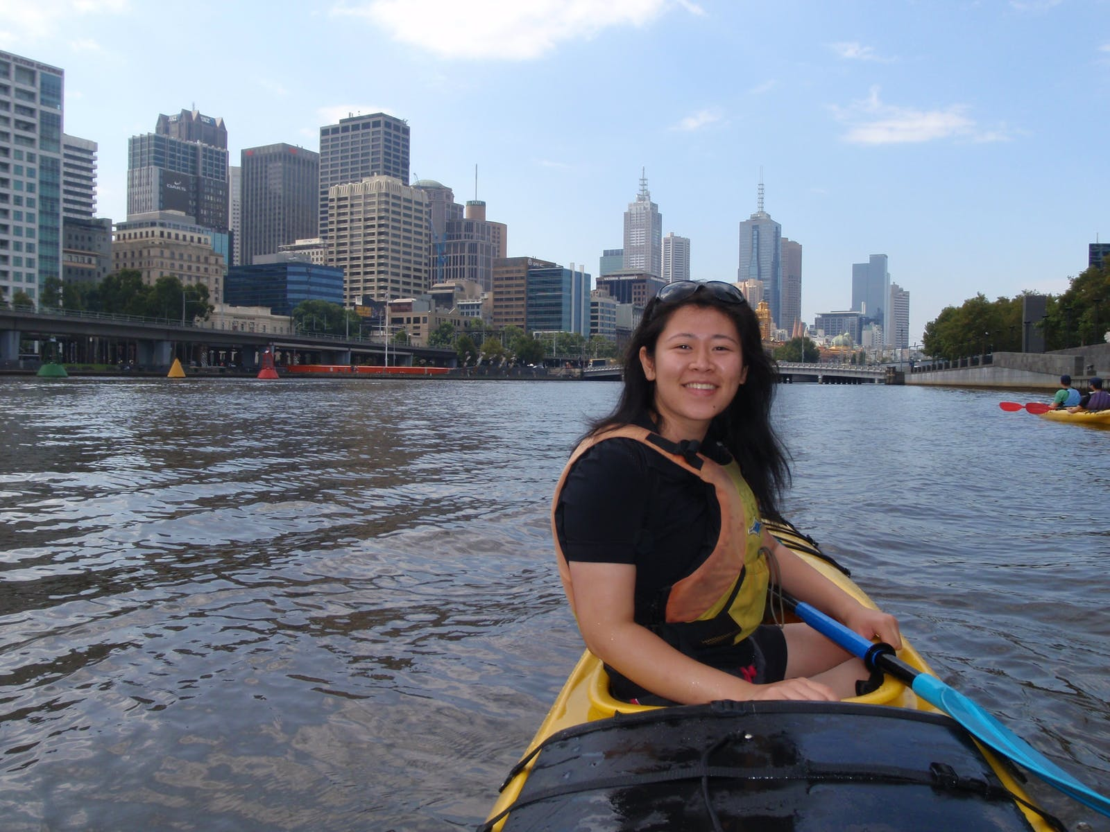 Melbourne City Kayak Tour