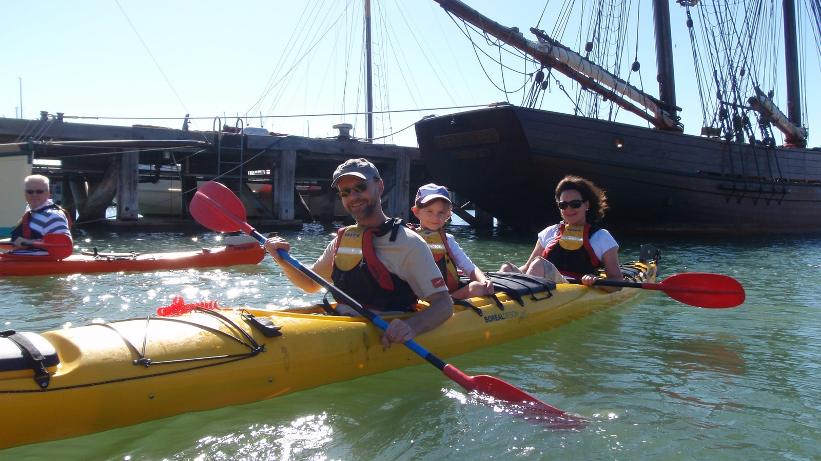 Williamstown Sea Kayak Tour