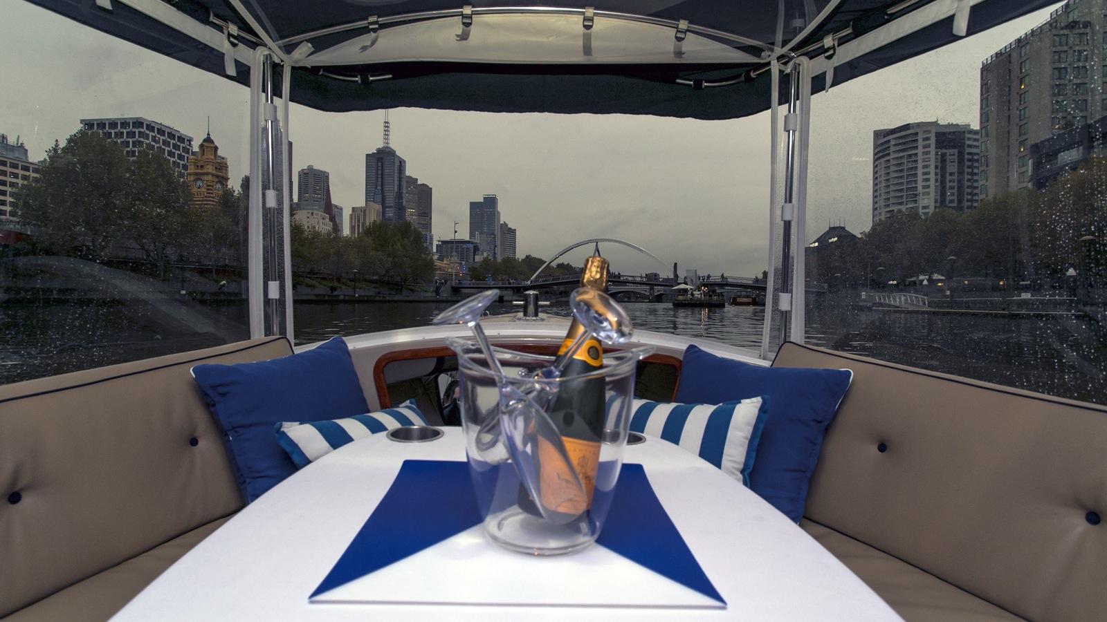 Melbourne Boat Hire Luxury Cruise