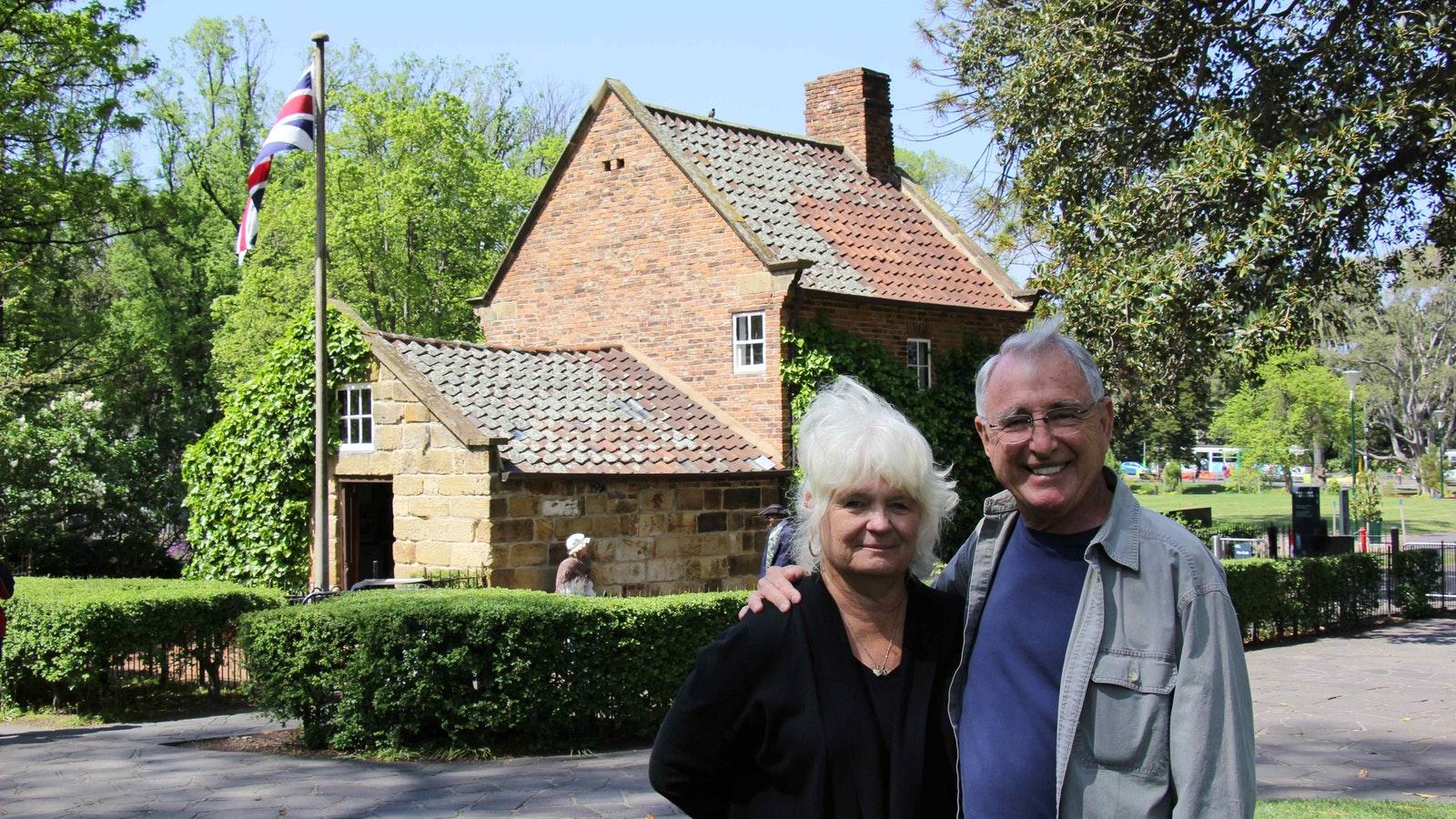 Captain Cook's Cottage