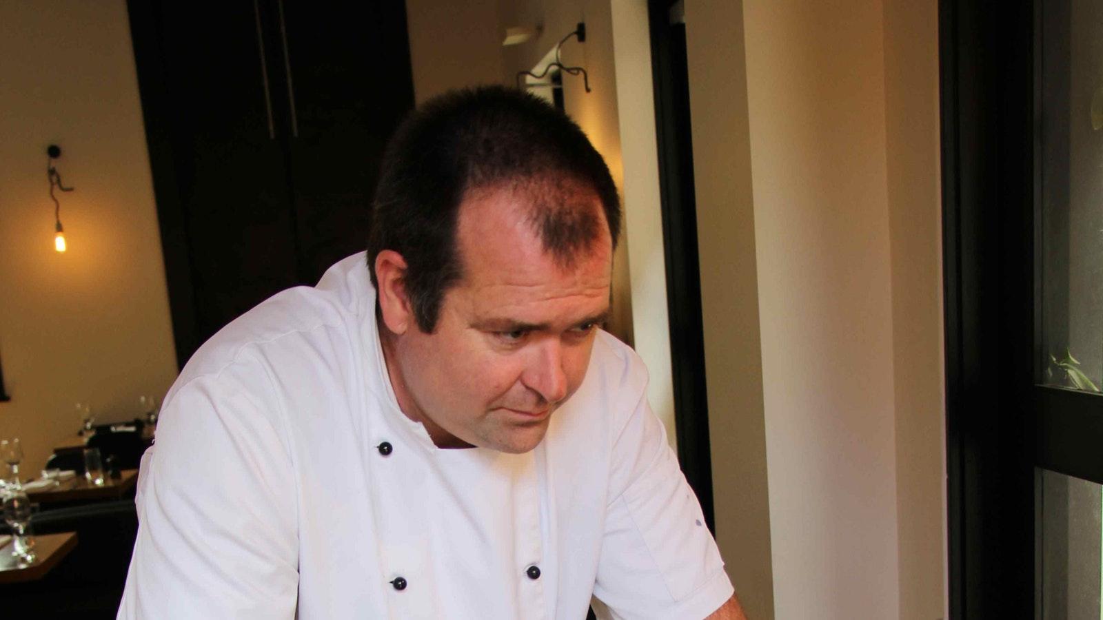 Charcoal Lane Chef
