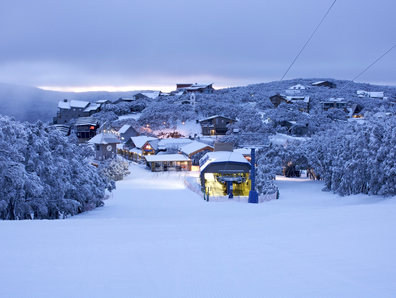 Mt Buller, Luxury Snow Tour, Melbourne Australia