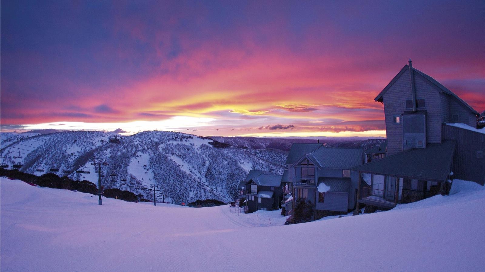 Mt Hotham, Luxury Snow Tour, Melbourne Australia