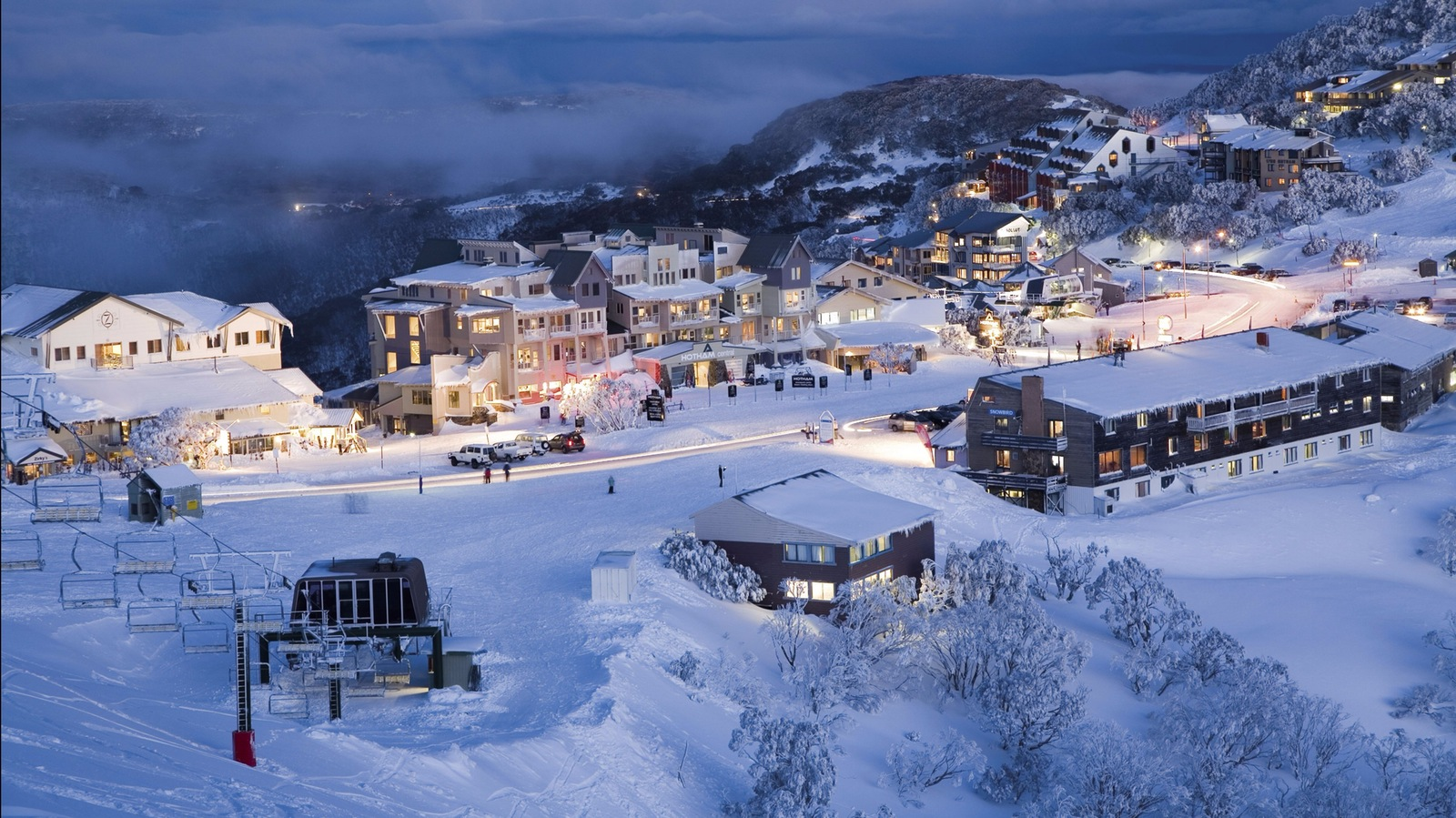 Mt Hotham, Luxury Snow Tour, Melbourne Australia
