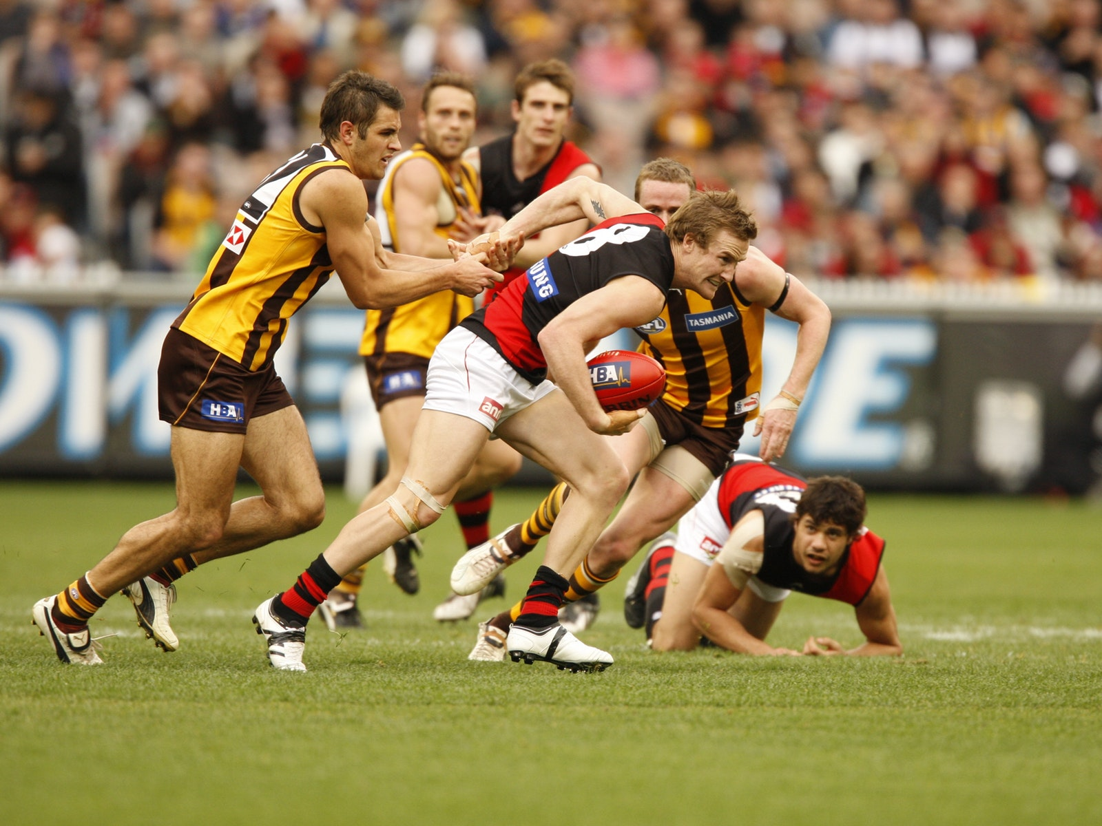 AFL Essendon vs Hawthorn