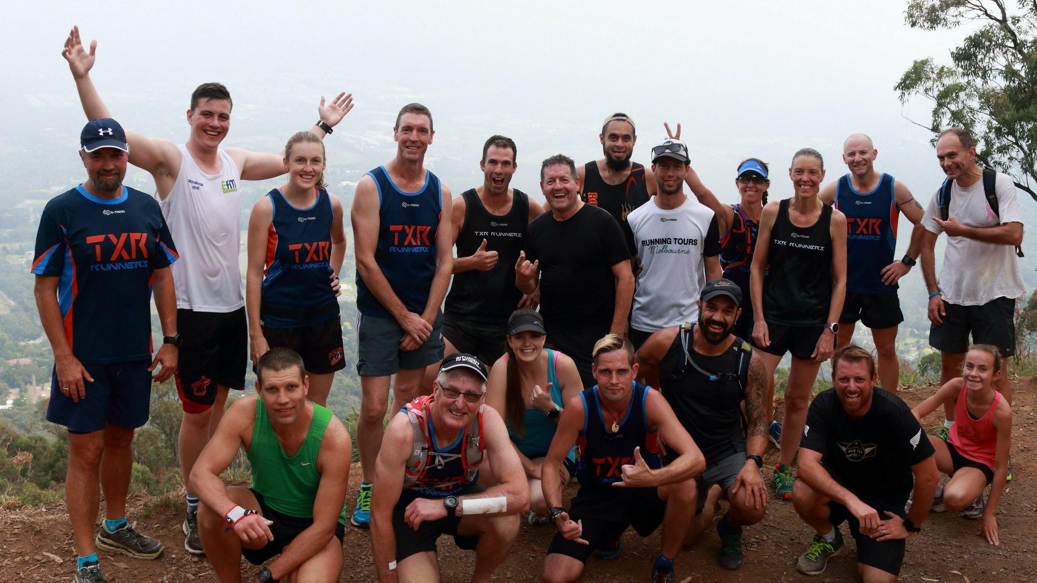Mount Dandenong Running Tour