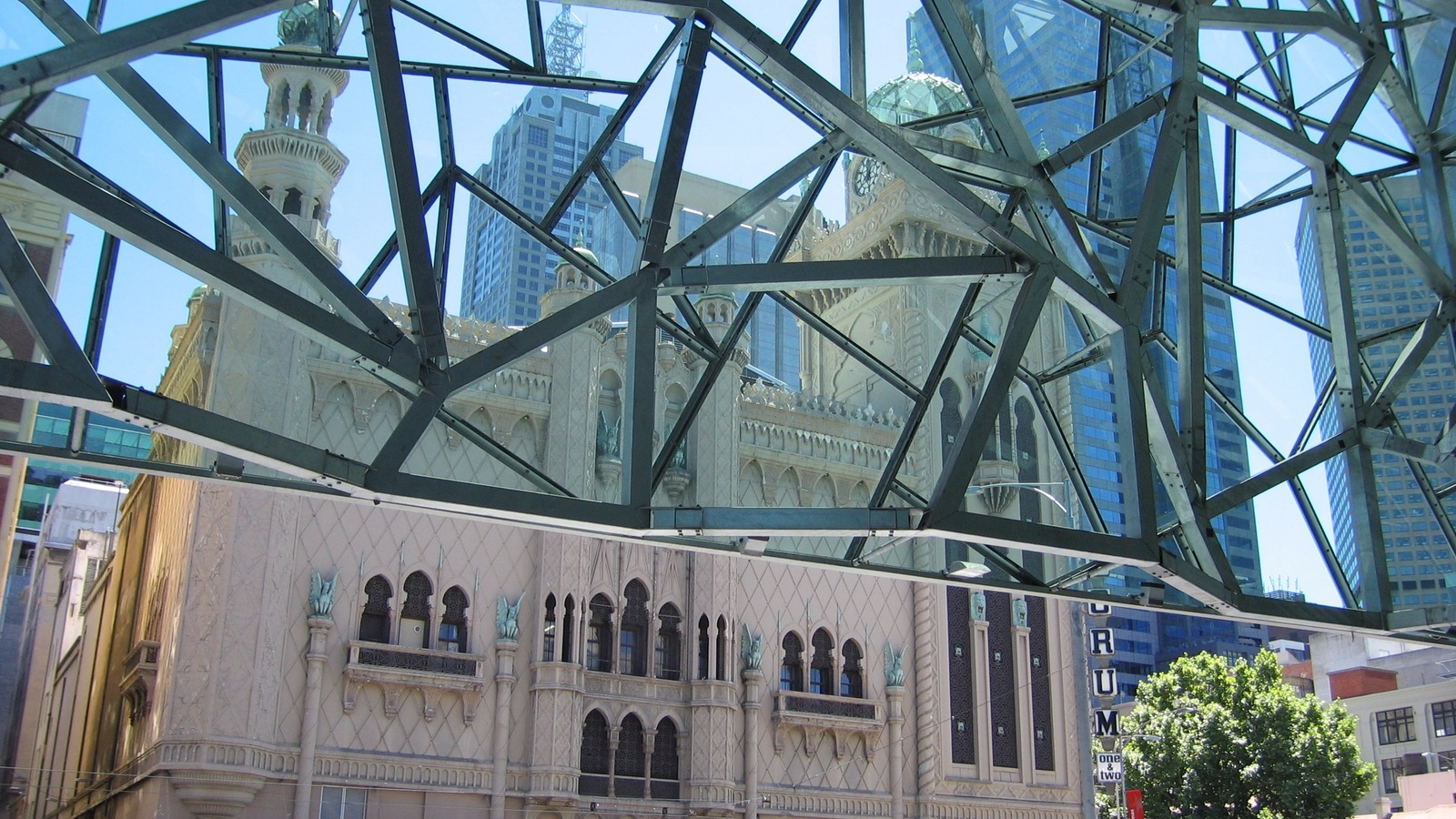 Melbourne, diversity in Architecture