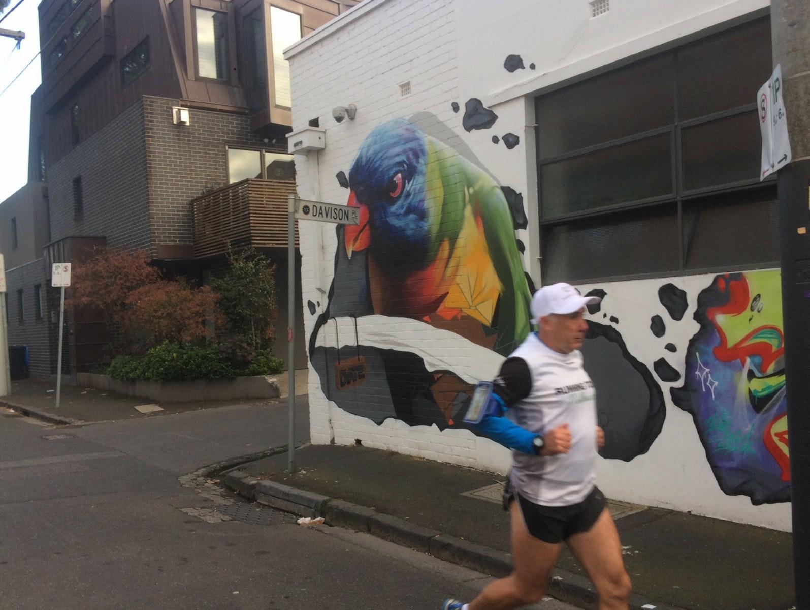 Chapel Street Art on the Run Tour