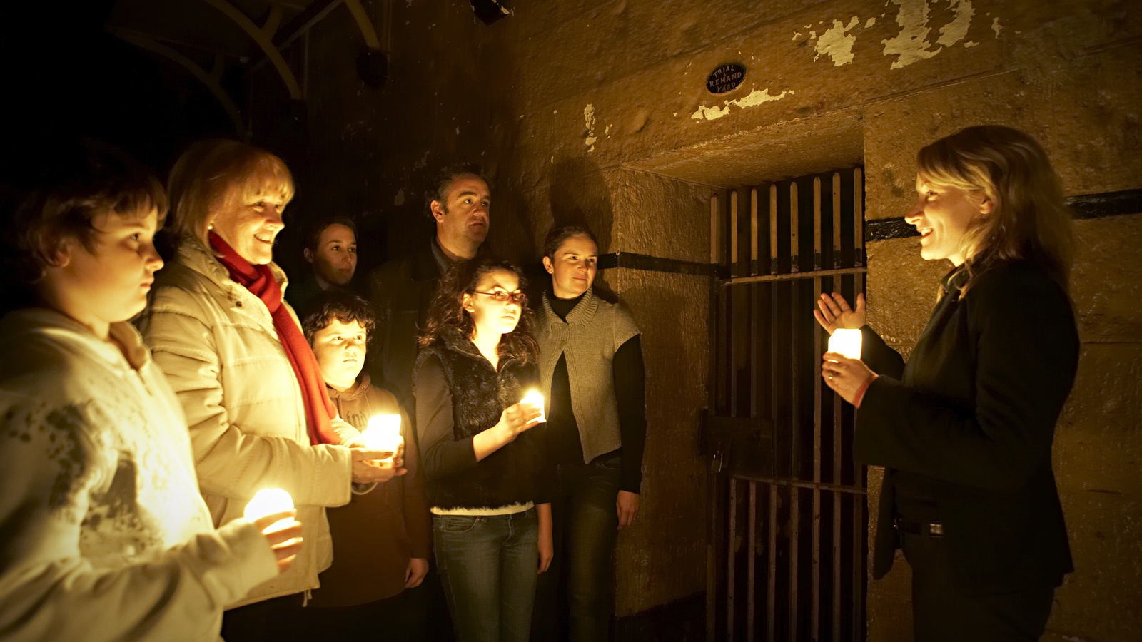 Old Melbourne Gaol Night Tours