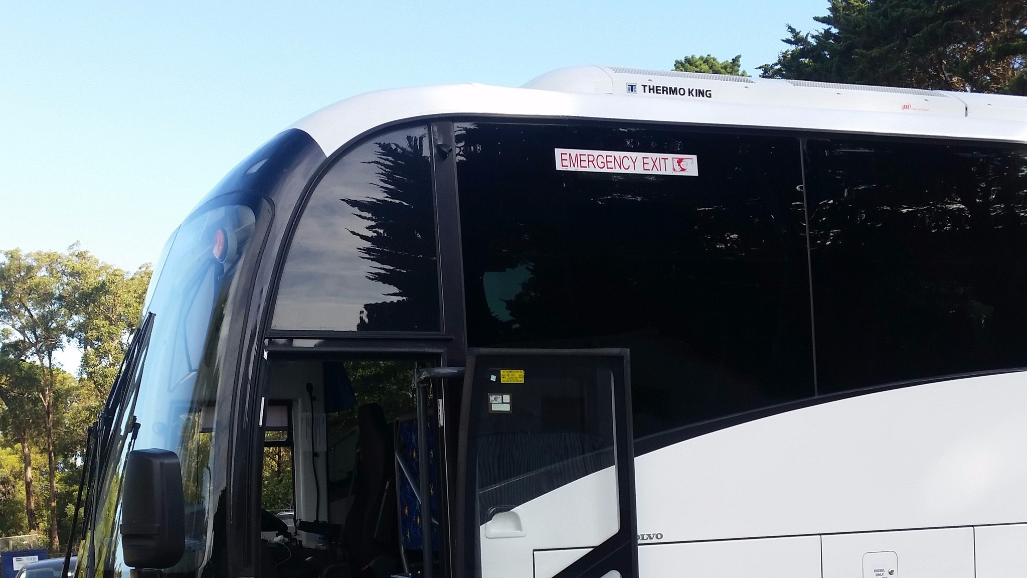 Out and About Bus Charter
