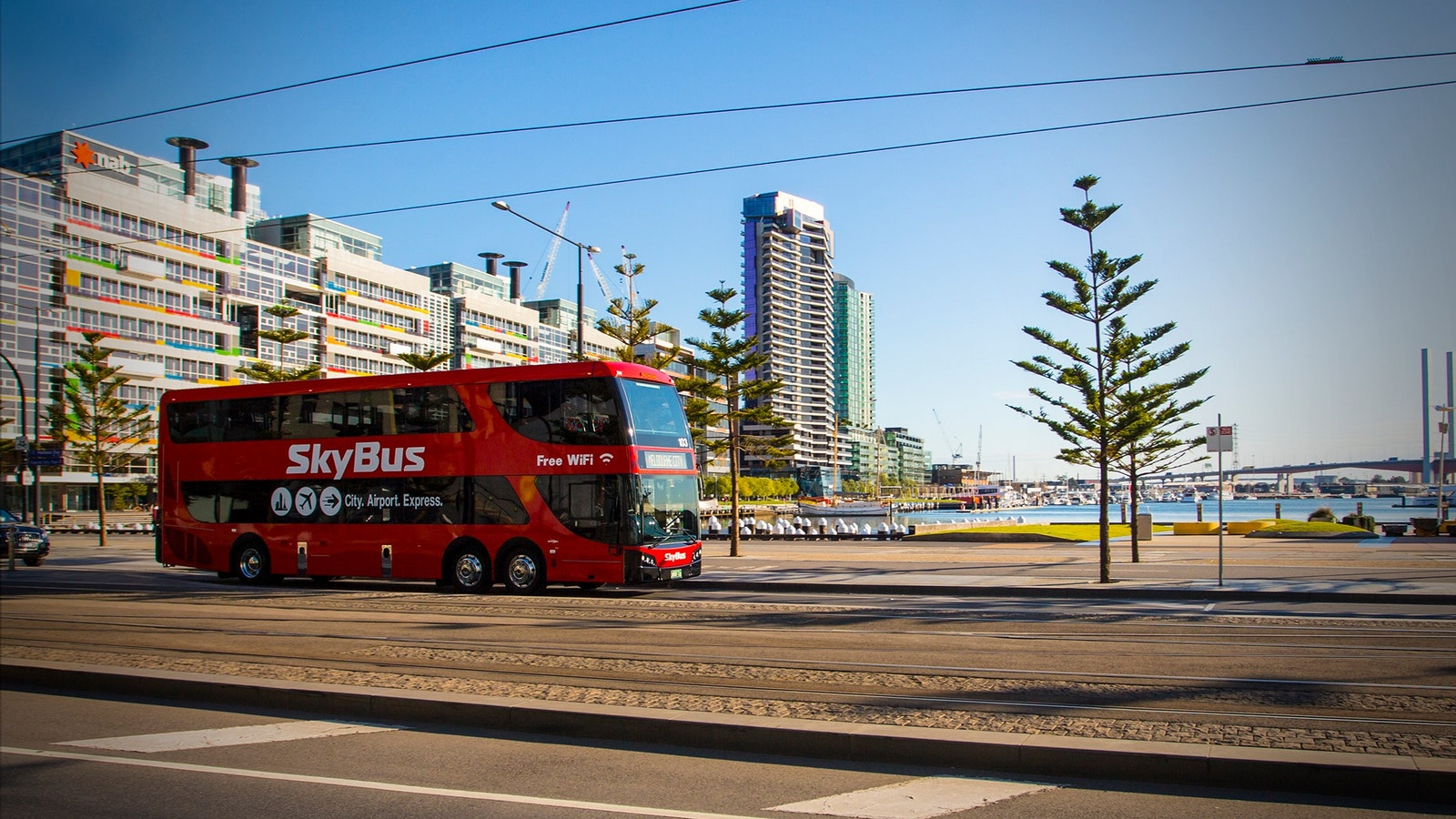 Southbank Crown Docklands Express