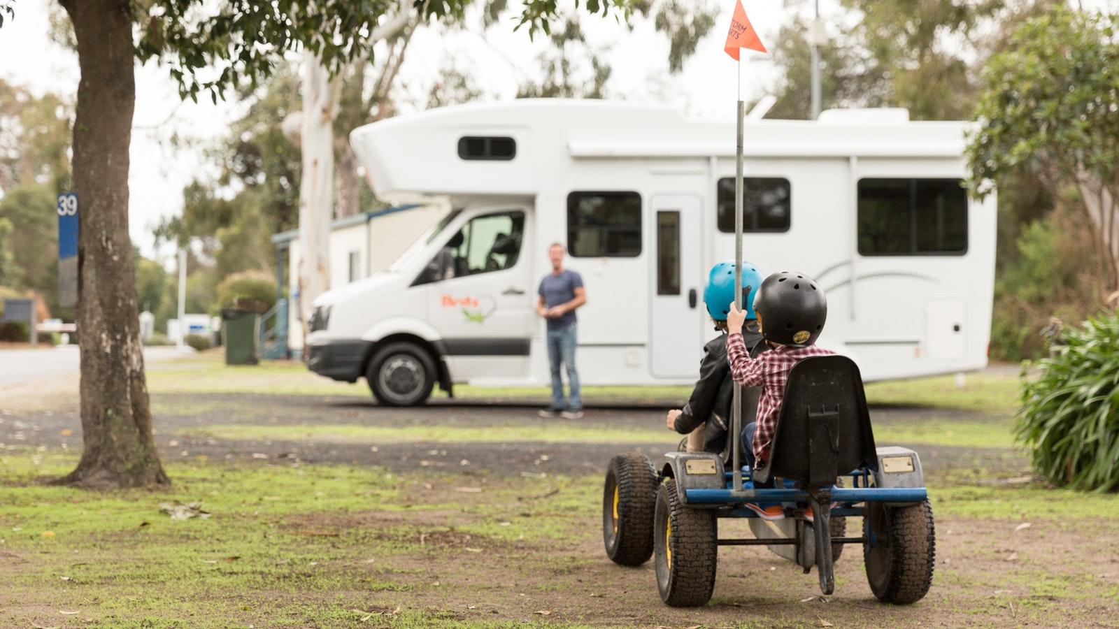 Campervan motorhome - Melbourne, Victoria