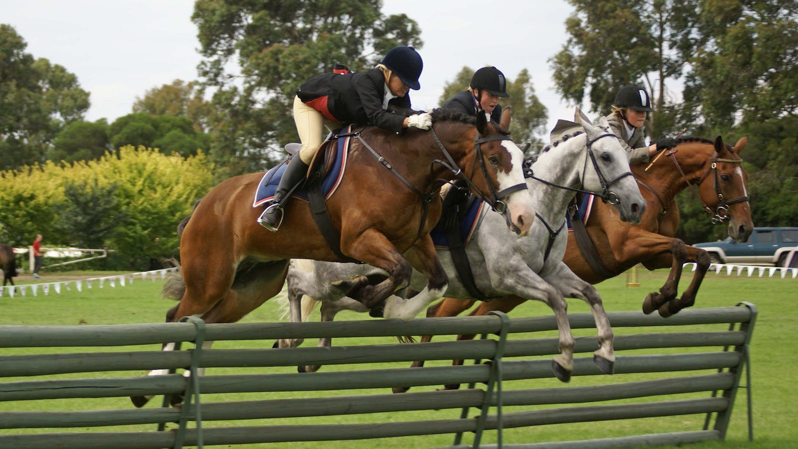 Werribee Park National Equestrian Centre
