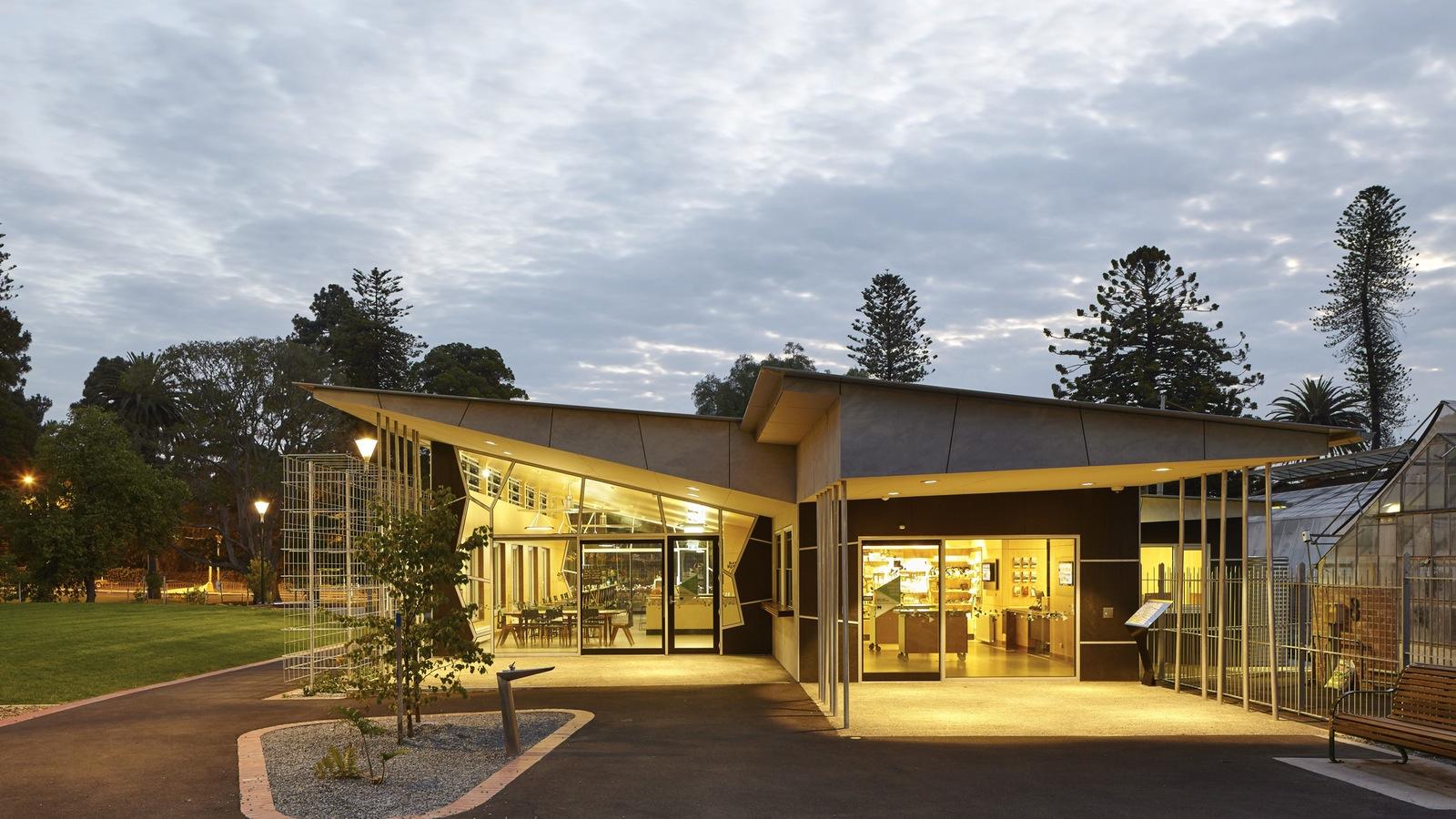 Fitzroy Gardens Visitor Centre