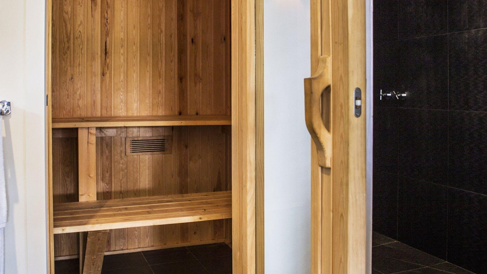 Premium Villa 4 Sauna