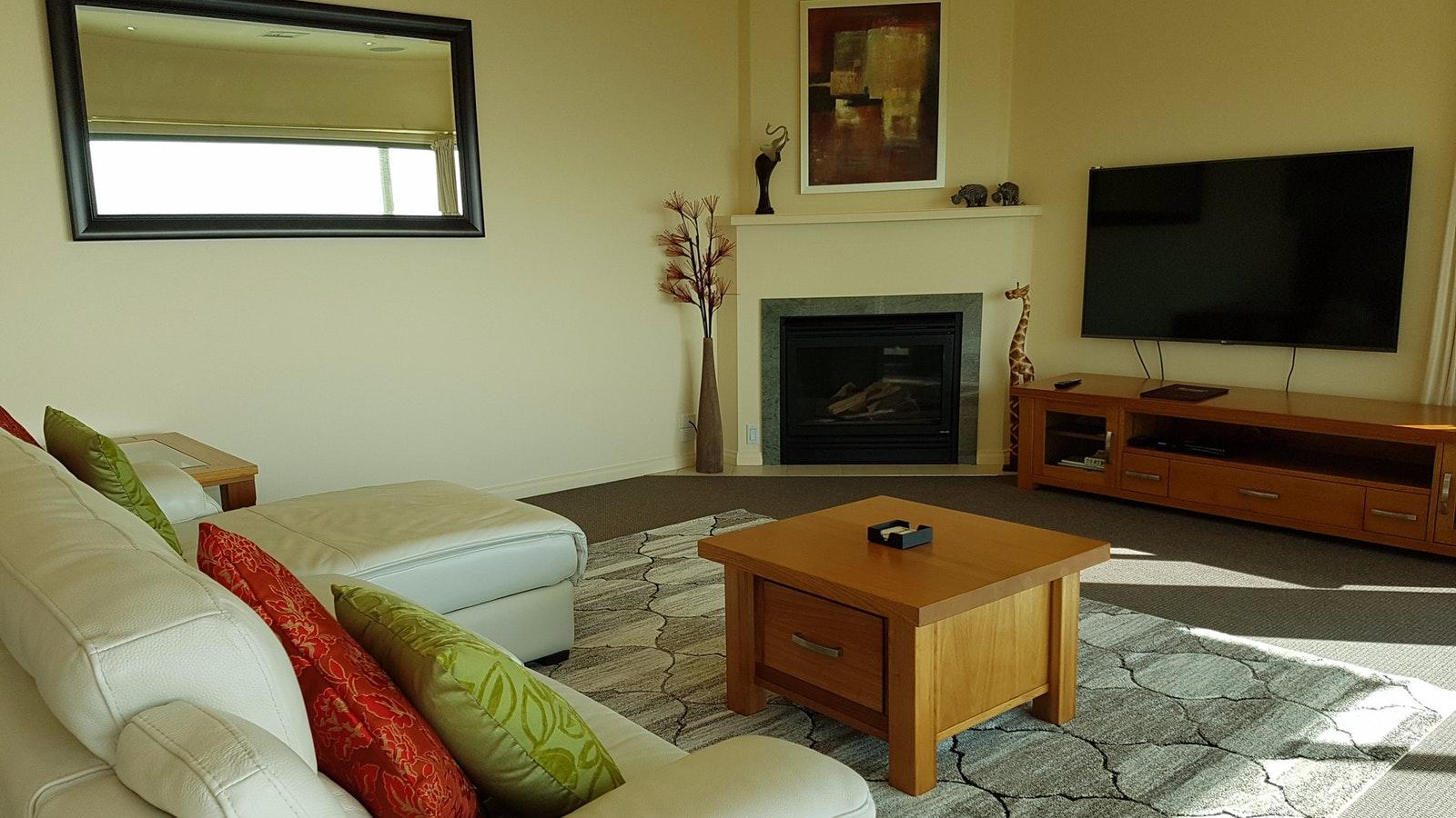 Flinders Penthouse lounge