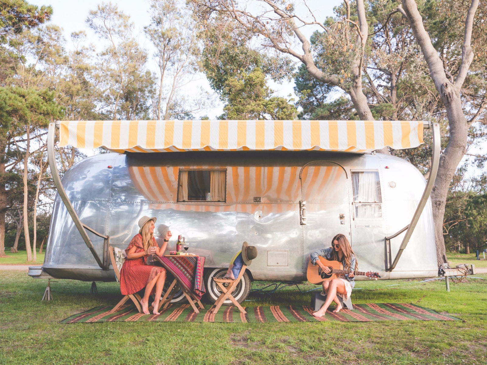 Airstream 'Peggy Sue'