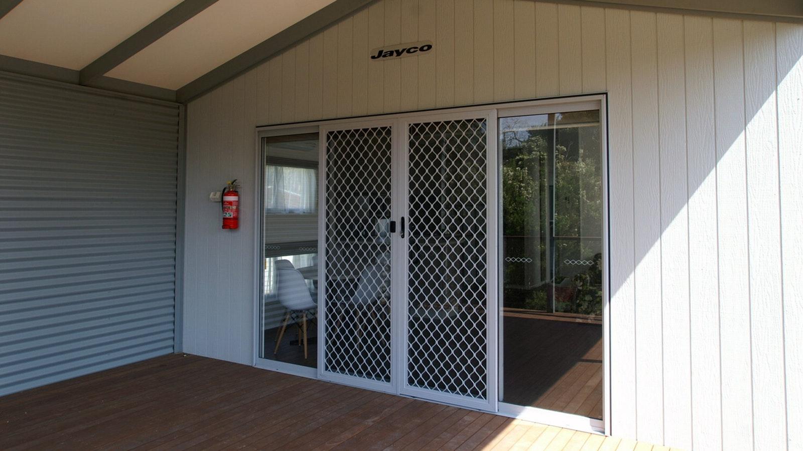Bushlandview three bedroom chalet cabins