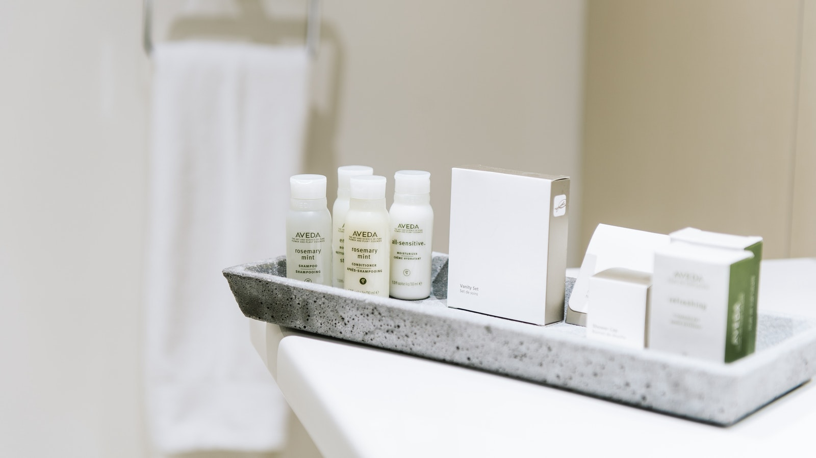 Guest Amenities at Quarters