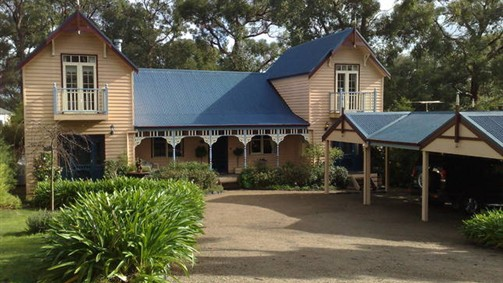 Hideaways at Red Hill