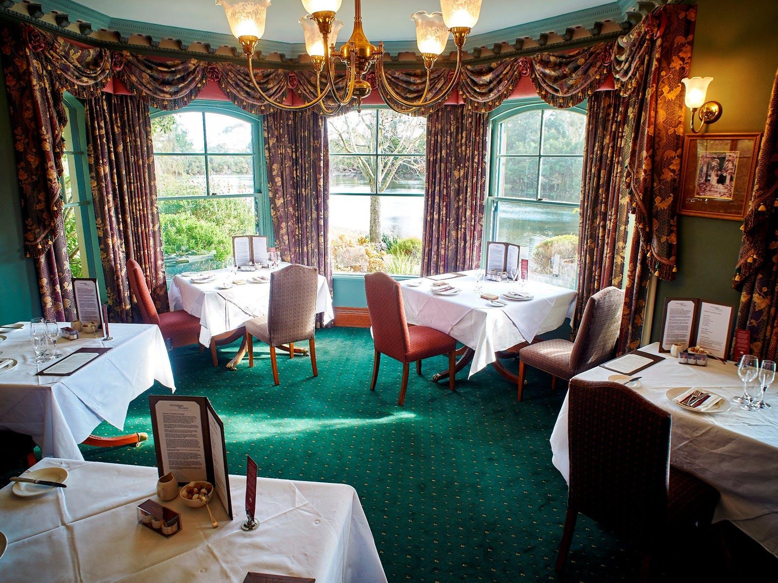 Woodman Estate Formal Dining Room