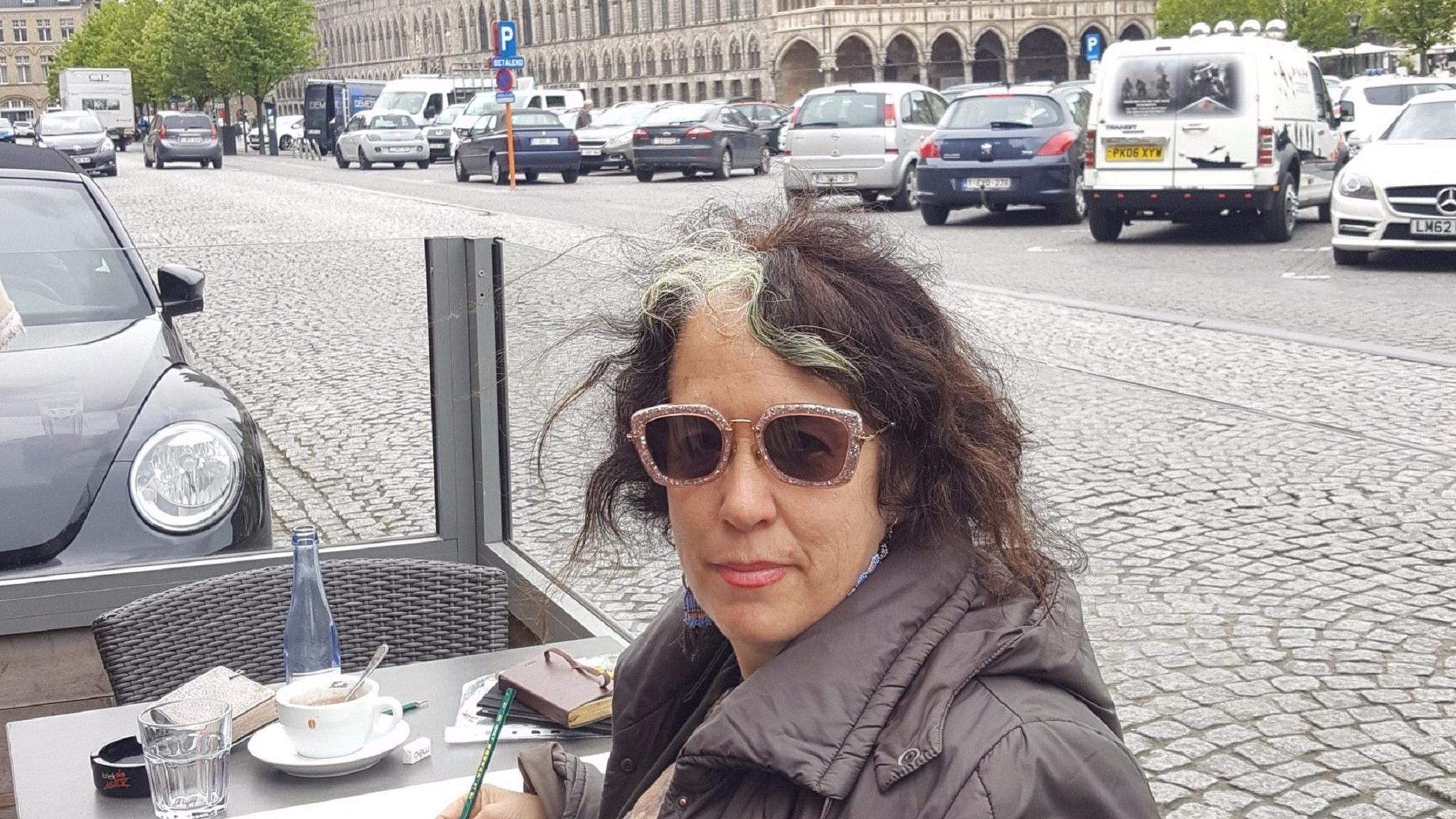 Photo: Wendy in Belgium