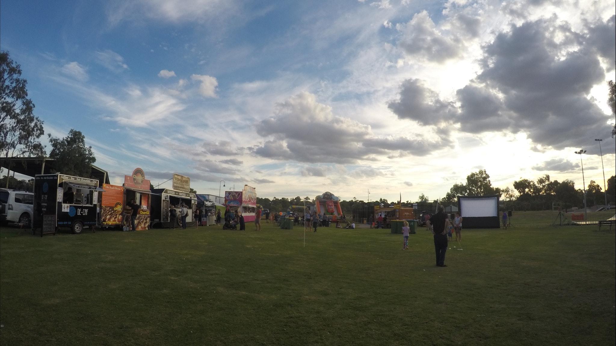 Peninsula Busking Festival