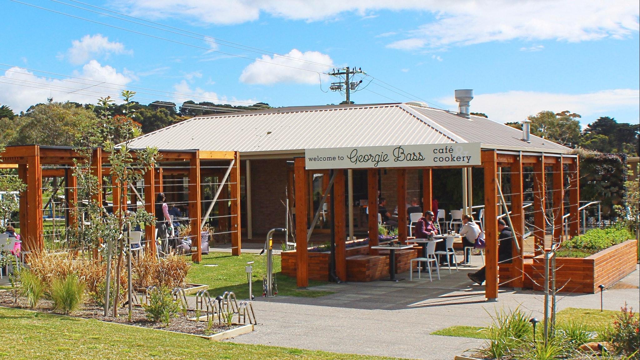 Georgie Bass Cafe & Cookery, Flinders