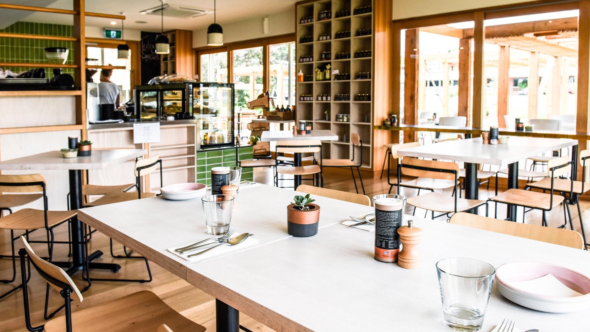 Georgie Bass Café and Cookery