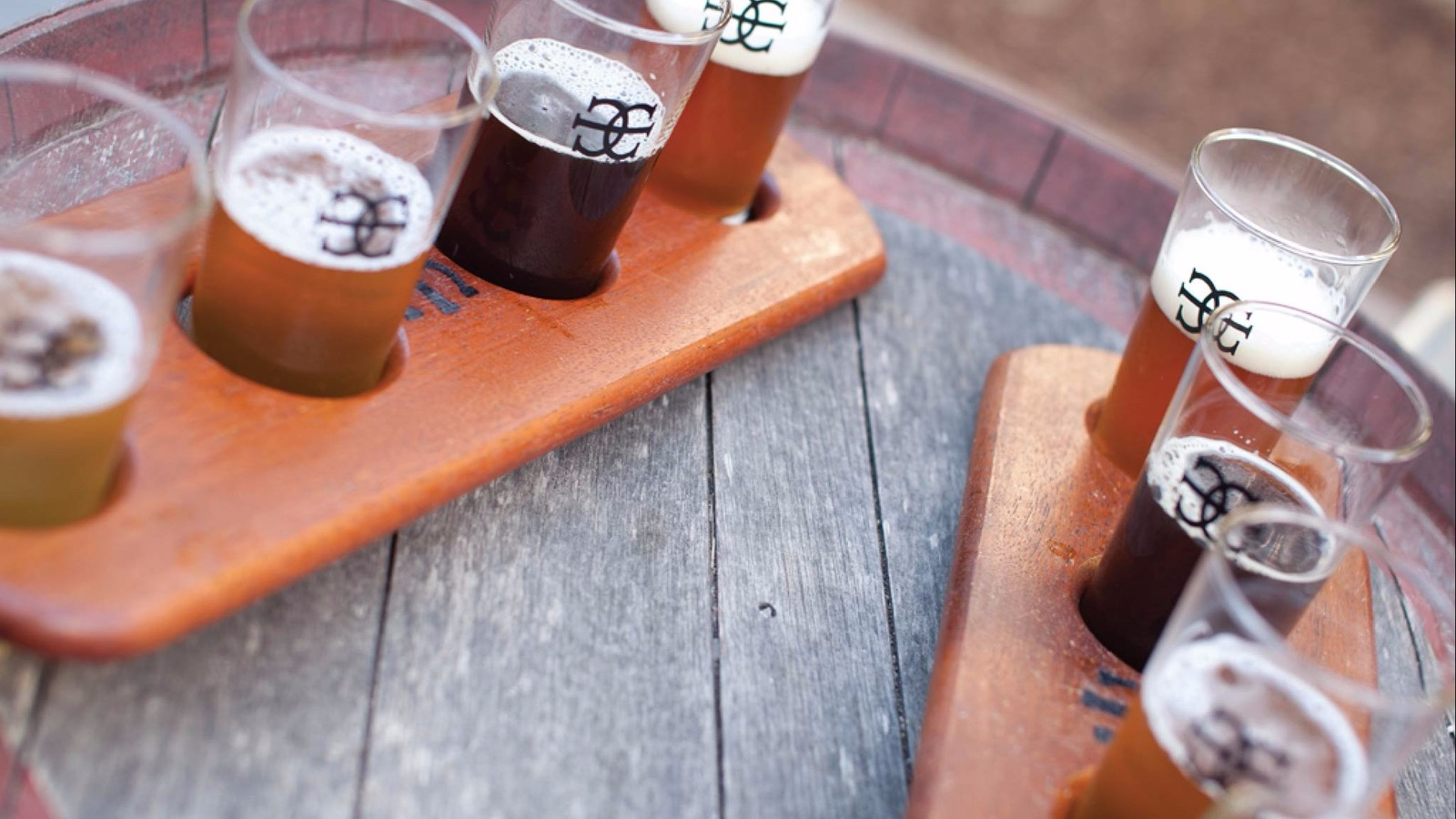 mornington peninsula brewery beer tasting paddle