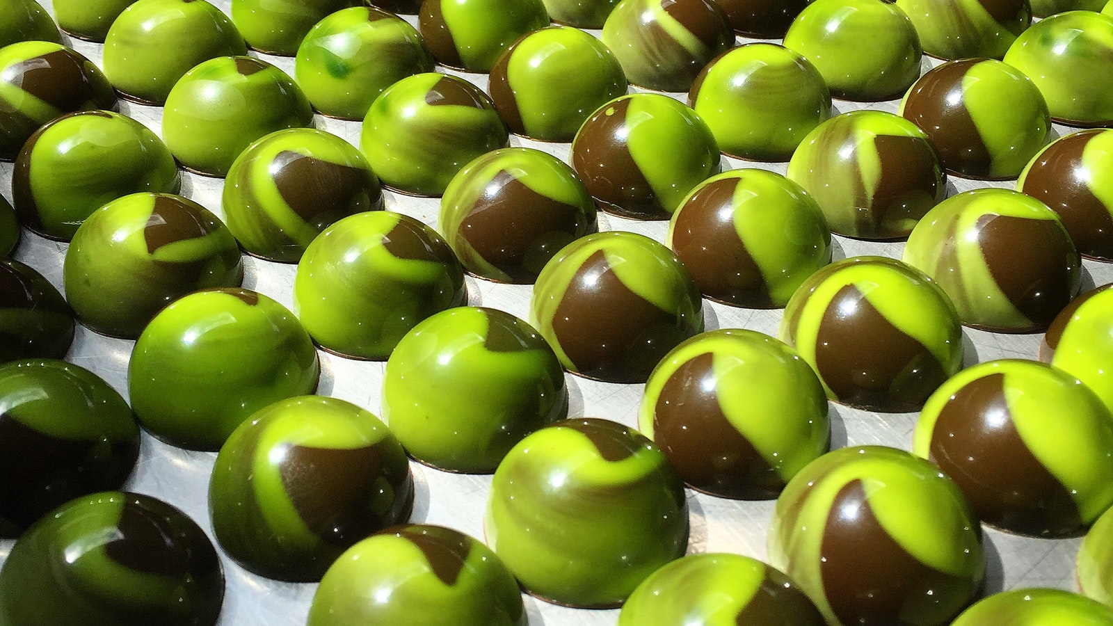 Tangy Lime Ganache