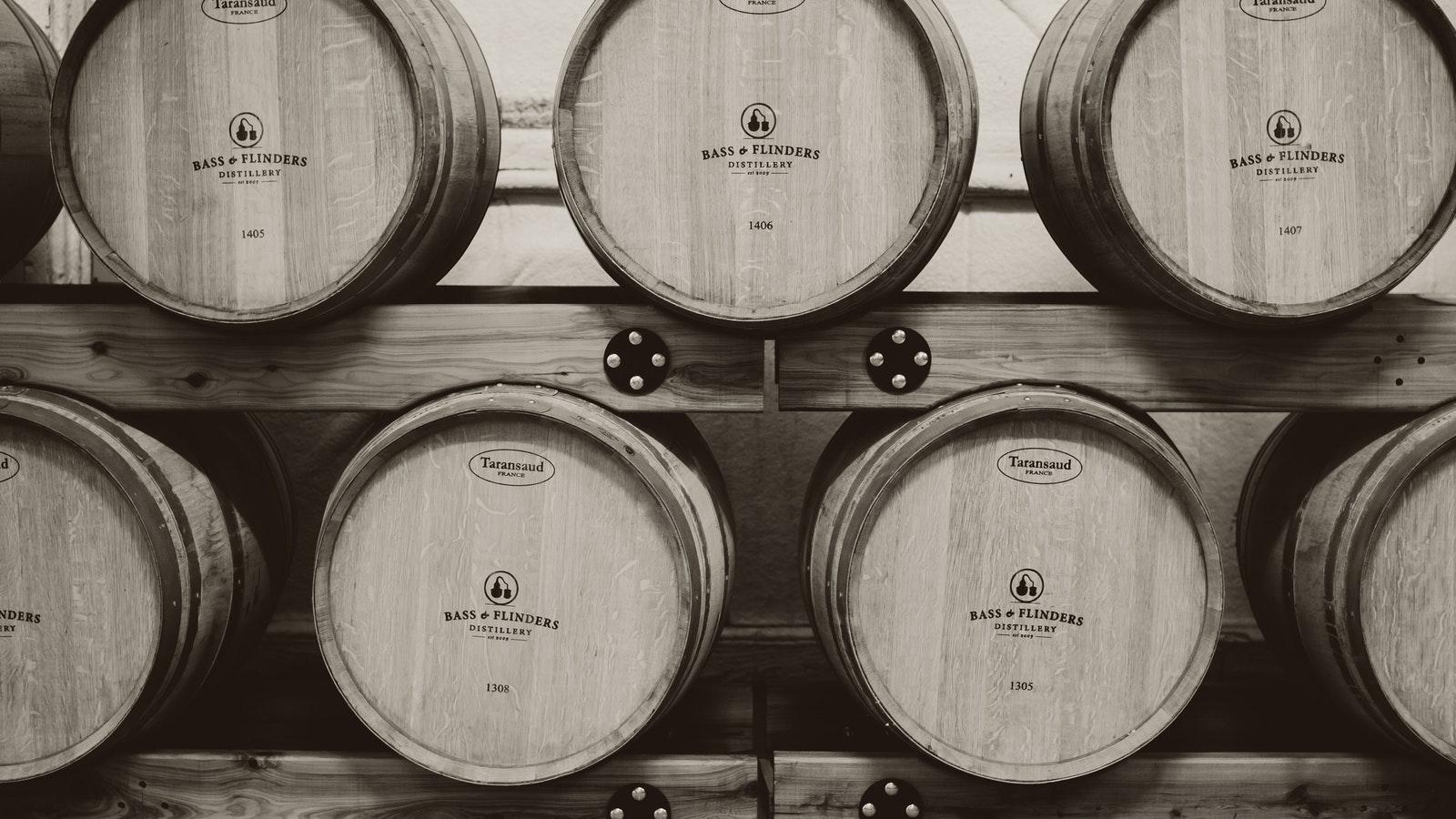 Bass and Flinders Distillery