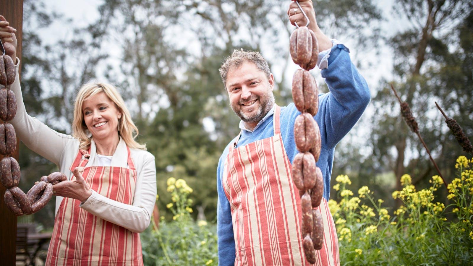 Sausage Making Course