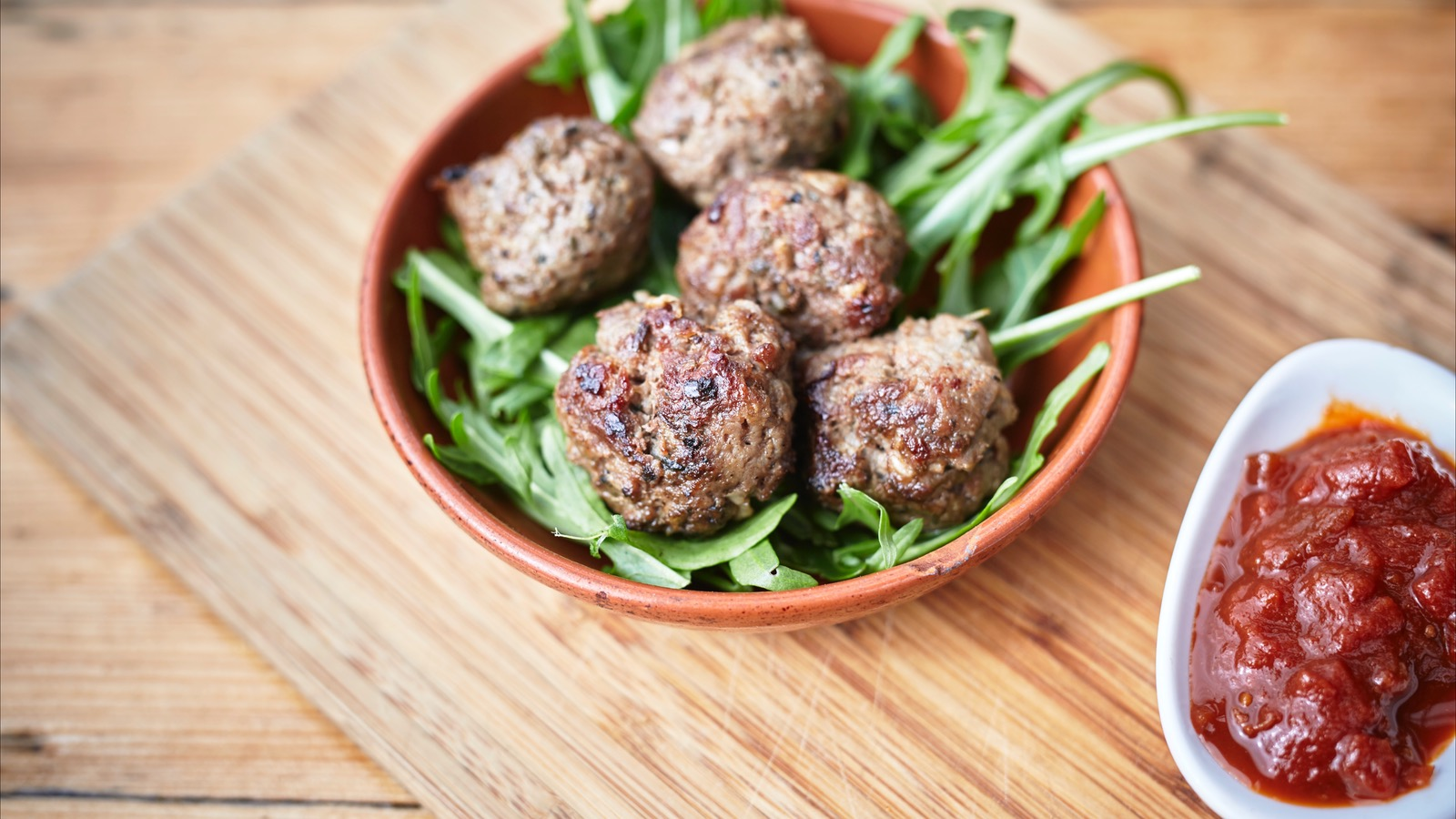 Green Olive at Red Hill - Meatballs